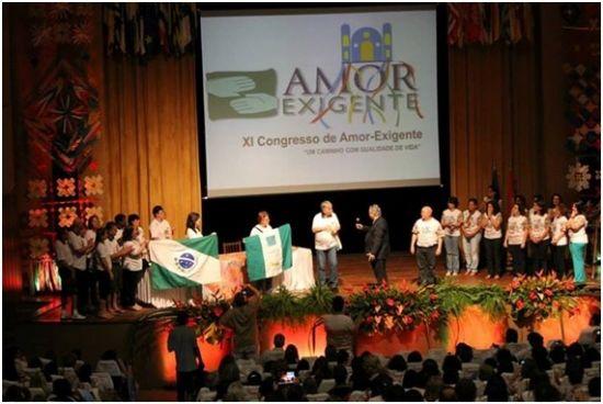 XI Congresso de Amor Exigente 2013