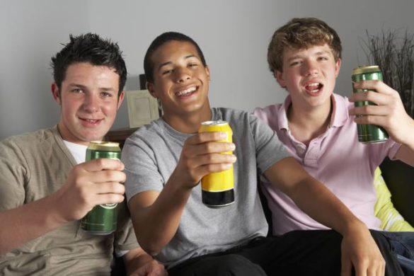 Álcool na adolescência afeta o desenvolvimento cerebral