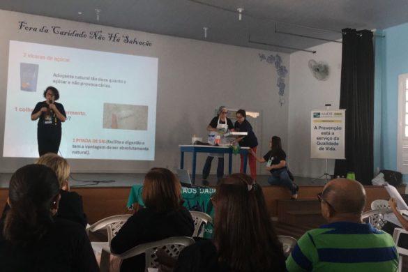 Fotos: Curso de Prevenção – Belém/PA