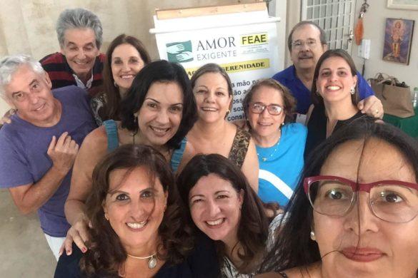 Mais um Grupo de Amor-Exigente na Regional Central Araraquarense