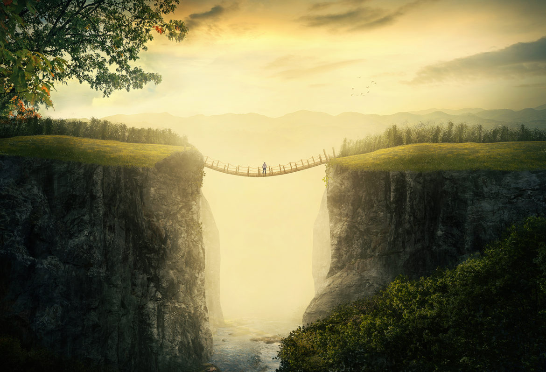 Construir pontes