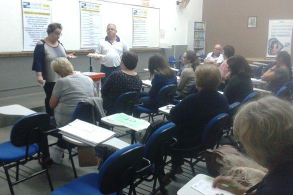 Curso de Prevenção EDUCAE é concluído em São Roque