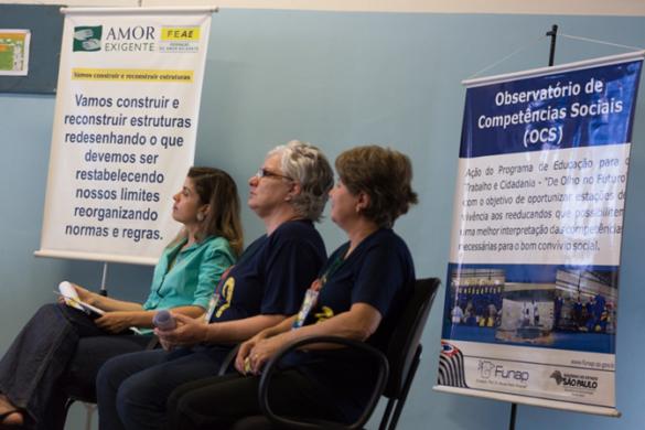PQVAE – COMUNIDADE – PENITENCIÁRIA DE ARAQUARA