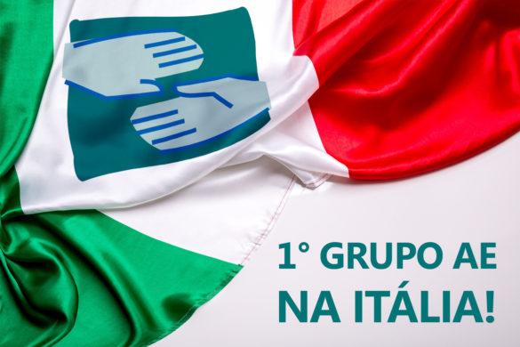 Primeiro grupo de Amor-Exigente na Itália!