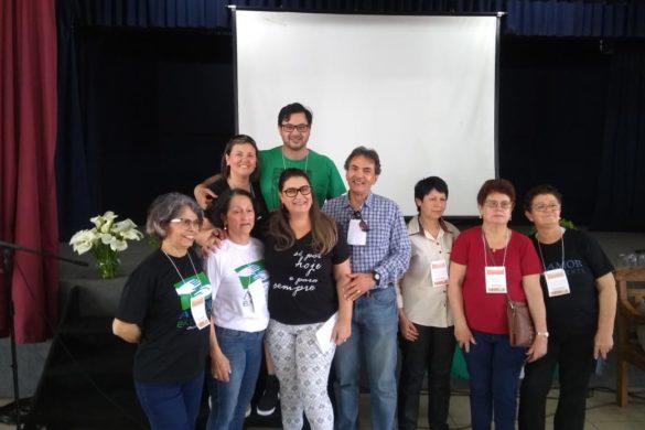 [Fotos] – Seminário Regional de Sobriedade com Amor-Exigente em Sant'Ana do Livramento