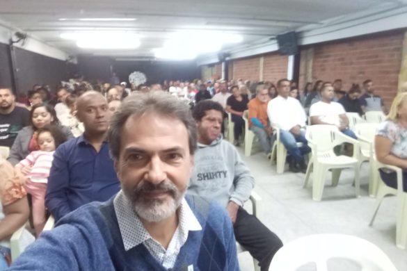 Sensibilização para Abertura de grupo em Itaim Paulista