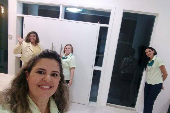 Inauguração da CasAE