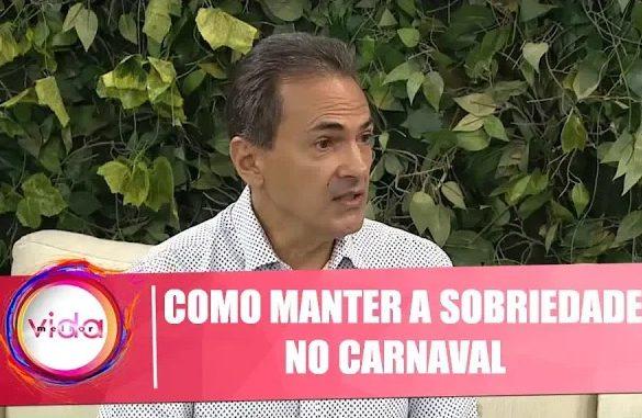 Sobriedade no Carnaval