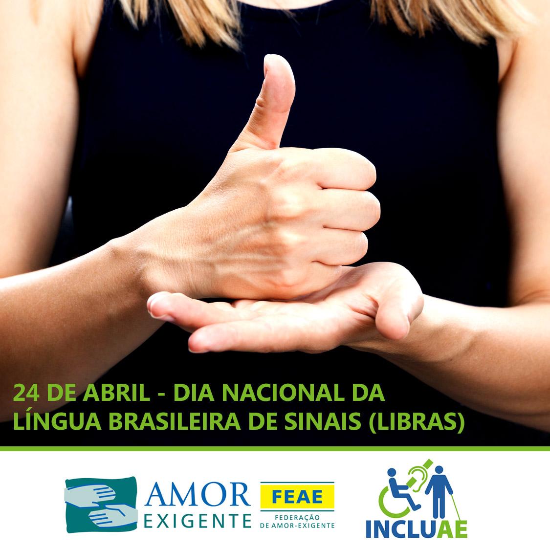 Dia Nacional da Linguagem de Libras