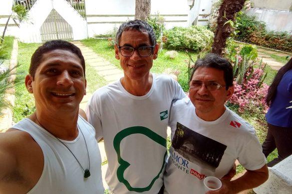 Encontros com os Voluntários da Regional Pará
