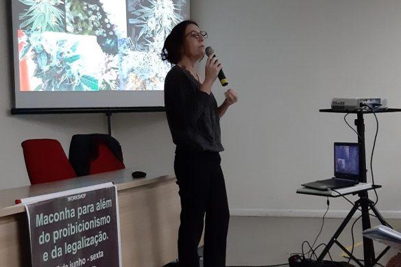 Workshop – Maconha para Além do Proibicionismo e da Legalização