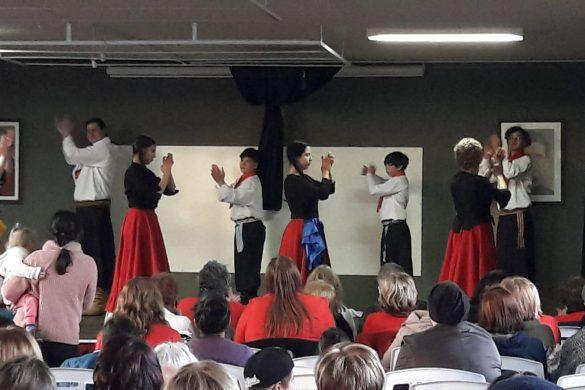 Aniversário do grupo Levantando Las Piedras-Canelones / Uruguai