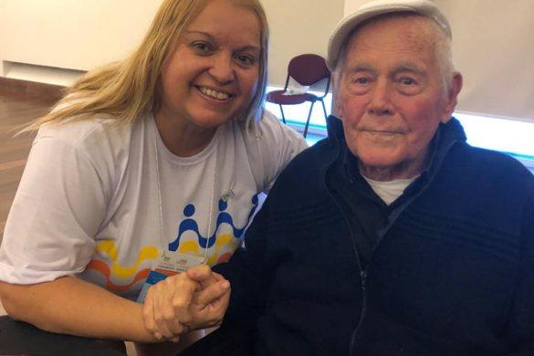 Amor e Fé com Padre Haroldo no Congresso AE