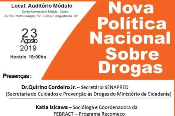 I Evento Regional de Combate às Drogas – Caraguatatuba