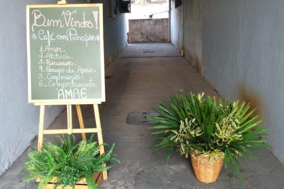 CAFÉ COM COORDENADORES DE GRUPOS DE AE – REGIONAL GOIÂNIA