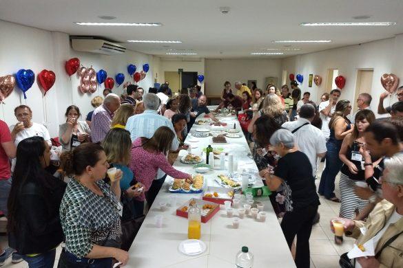 Aniversário de 33 anos do grupo São Luis