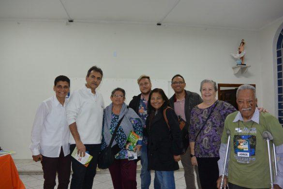 Palestra no grupo Pirilampo de Suzano/SP