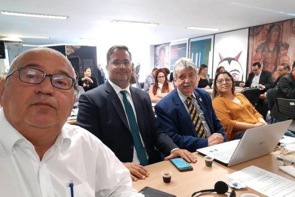 Presidente Miguel Tortorelli participa de capacitação realizada pelo Escritório das Nações Unidas sobre Drogas e Crimes (UNODC)