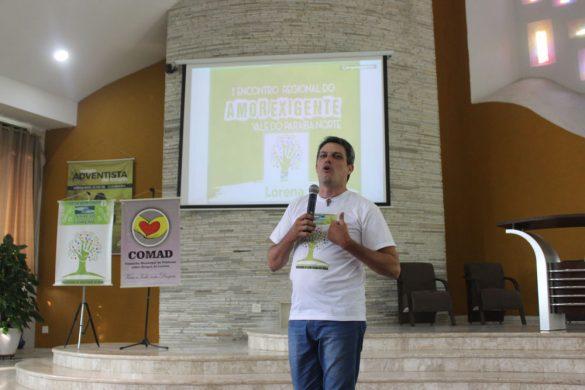 1° Encontro Regional do Amor-Exigente Vale do Paraíba Norte