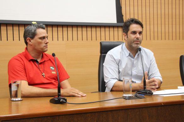 Antonio Benedito fala sobre o Amor-Exigente na Câmara Municipal de Campinas