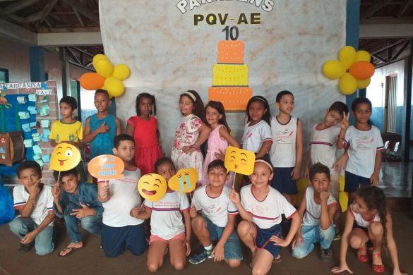 10 Anos de PQVAE em Itumbiara!