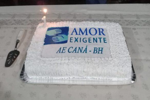 1° Aniversário do Grupo Caná-BH