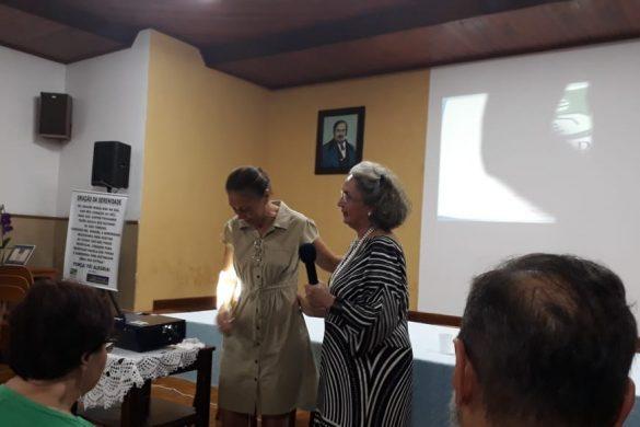 10 anos do grupo Recomeço de Serra Negra