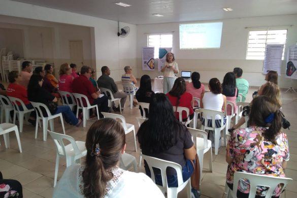 Capacitação de Voluntários em Sumaré
