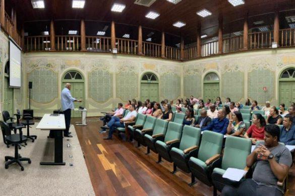 Curso de sensibilização em Aracaju